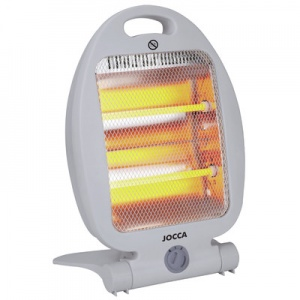 Jocca White Halogen Medium Heater 2824